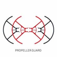 Tello Защитная крышка пропеллера лопасть Опора защитный кожух для пропеллера протектор для RC DJI TELLO Дрон игрушки аксессуары красный/черный