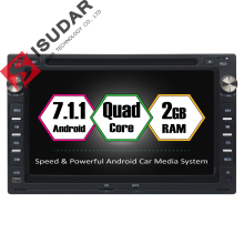 Android 7.1.1 Zwei Din 7 Zoll Auto DVD-Player Multimedia Für VW/Volkswagen/GOLF/POLO/Passat/TRANSPORTER Wifi GPS Navigation Radio