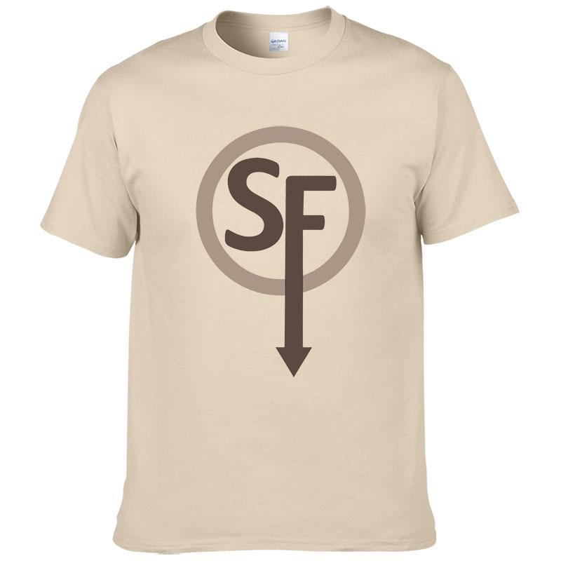 New Sally Face T-Shirts Men Harajuku Women summer T-shirt Men Fashion Printed t shirt Sally Face Short sleeve Tees A290