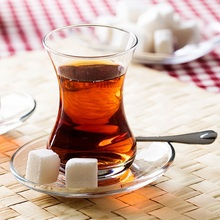 Coffee cup tea cup Turkey coffee cup tea cup tea set hot drink cup and dish cup