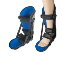 New Wellness Plantar Fasciitis Posterior Night Splint Health Care Ankle Orthosis Support Ankle Protection S M