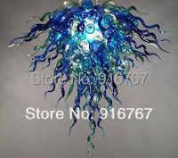 Candelabro de vidrio Chihuly de buena calidad LR163-Envío gratis