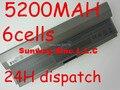 5200 МАЧ замена аккумулятор для ноутбука Dell R839C, R840C, R841C, U444C, W341C, W343C, W346C, X595C, X784C, Y082C, Y084C, Y085C