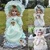 41cm Russian Princess Ceramic Dolls Large Kids Christmas Birthday Wedding Party Decor Baby Shower Toys