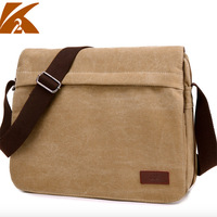 KVKY Vintage Men S Messenger Multifunction Men Canvas Bag Casual Travel Bolsa Masculina Men S Crossbody