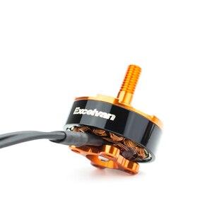 Image 3 - Motor sin escobillas oficial Emax, Motor sin escobillas Emax GB2205 Excelvan GB2205 CW para Dron de control remoto FPV, negro, 2600KV