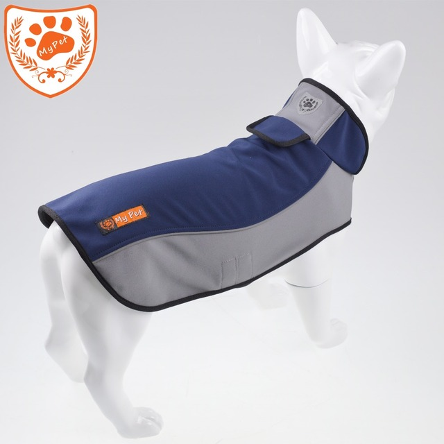 Warm Waterproof Outdoor Raincoat for small and large Dogs