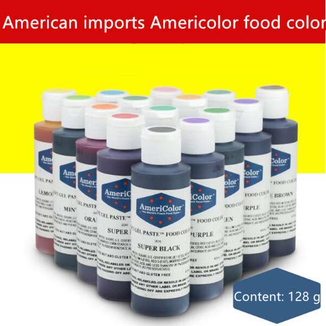 Best Americolor Food Coloring Contemporary - Coloring 2018 ...