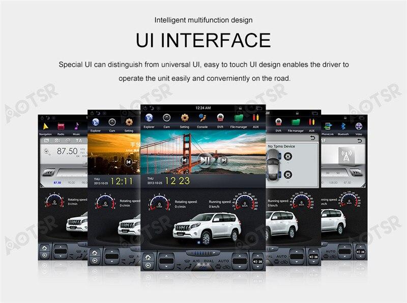 Sale Android 7.1 Car GPS Navigation car DVD Player For KIA Sportage 2016+ Tesla style radio tape recorder auto headunit multimedia 10