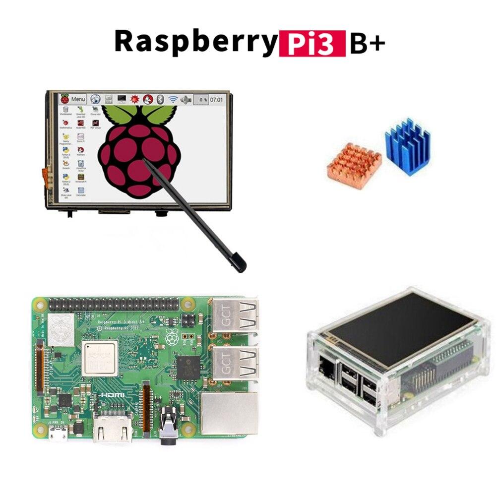 Raspberry Pi 3 Model B Plus kit Raspberry Pi 3 B with 3 5 inch Raspberry