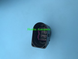 Darmowa wysyłka 2 zestawy 6pin 3.5mm zestaw LSU 4.2 wtyczka czujnika 1J0973833 męskie wodoodporne złącze do przewodów 1J0 973 833