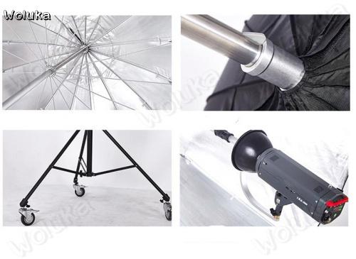 Sprzęt fotograficzny miękkie światło rzucić flexo parasol strzelanie parasol 2 2 m parasol reklamowy CD50 T07 tanie i dobre opinie 2 2m woluka 2 5kg 1 1m