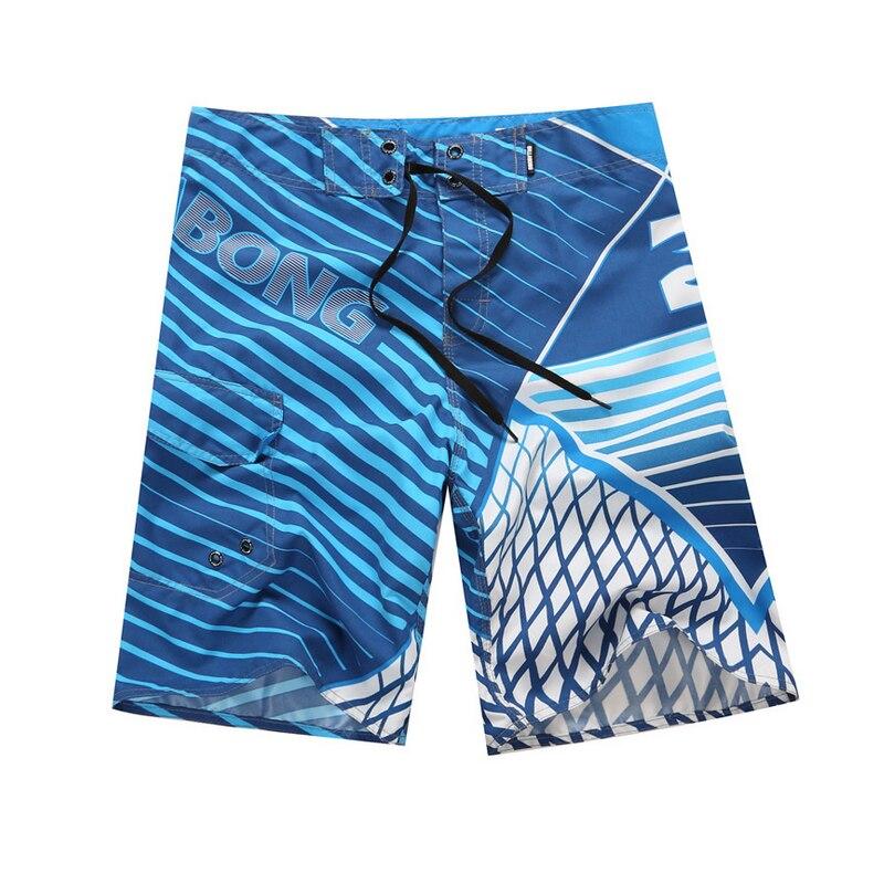 Men Swimwear Swim Beach   Shorts   Trunks Sexy Swimming Swimsuit Beachwear Mens Summer Bathing Beach Wear Suit Pocket   Board   Bottoms