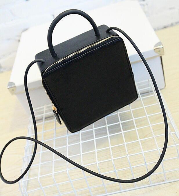 Small Women Leather Handbags Mini Bags Vintage Crossbody Shoulder Bag Female Messenger Bag Tote sac a main A556
