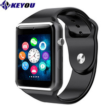 KY A1 Bluetooth smart watch android os Sim Pedometer Bluetooth Tf camera Telefon Uhr Relogios not waterproof smart wacht women