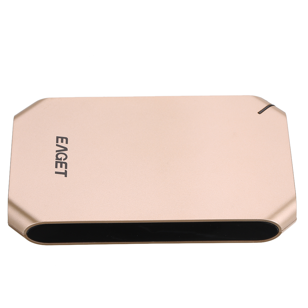 EAGET G60 2.5 1TB External Hard Drive Super Speed HDD USB 3.0 Encryption Shockproof Hard Disk for Laptop PC Desktop eaget high speed external hard drive usb 3 0 500gb hdd 2 5 encrypted shockproof portable usb hard disk 1tb storage devices g60