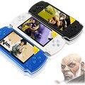 Juego video del Envío libre 4 GB 4.3 pulgadas MP4 Pantalla LCD los jugadores de Juegos de Consola Handheld del Juego del envío 2000 + juegos ebook/FM/1.3 MP cámara