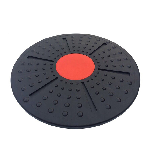 PENGROAD Balance Board Fitness Gym Equipment Support 360 Degree Rotation Massage Twisted Board ABS Twist Board Twist Exerciser