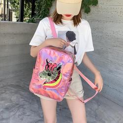 Infantil lasera szkoła torby holograficzny torba plecak szkolny dla dziewczynek plecak szkolny torba dla dzieci plecaki dla dzieci 5