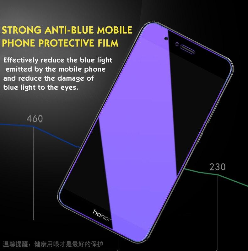 Matowy ochraniacz ekranu dla Huawei honor 9 lite szkło hartowane dla honor 9 lite 10 folia ochronna szkło na honor 9 lite IIRROONN 12