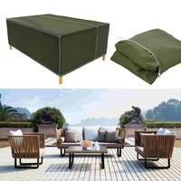 Home Waterproof Rectangular Outdoor Garden Table Protection Furniture Dustproof, Home, Outdoor, Cover