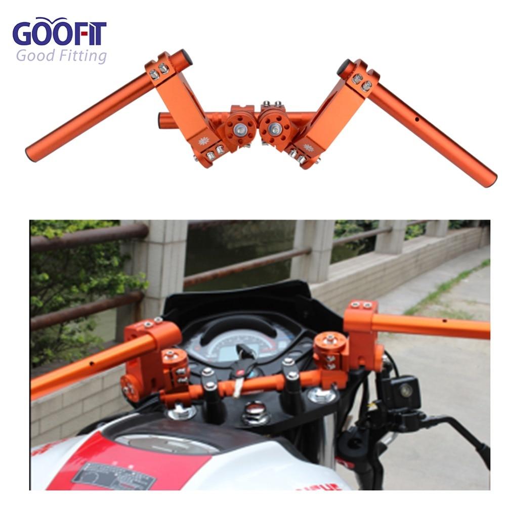 goofit steering handle bar handlebar grip  yamaha bws honda ruckus zoomer nsp motorcycle