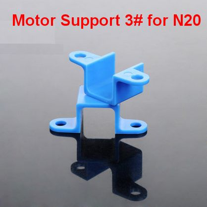 DIY accessories N20 motor support bracket 3 supporting frame fasteners 10PCS/lot