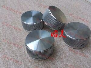 Image 4 - Diameter 44MM high 22MM all aluminum solid volume potentiometer HIFI audio amplifierS knob