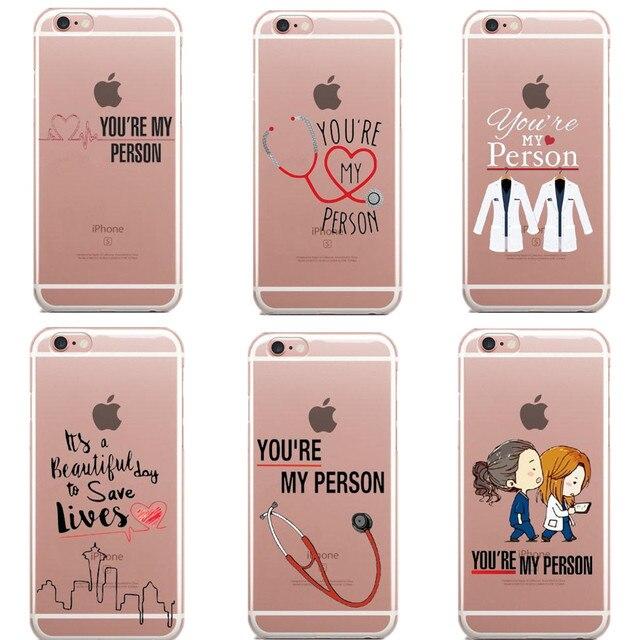 Greys Anatomie Sie sind meine person Phone Cases Abdeckung Für ...