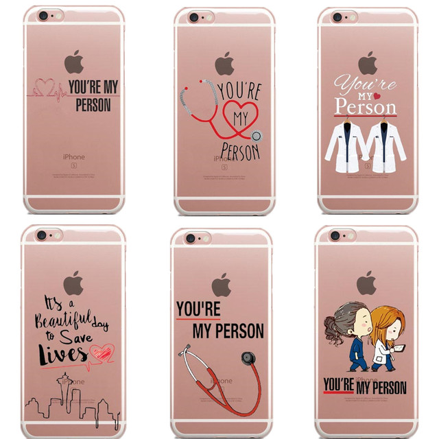 Greys Anatomy Quotes Wallpaper Aliexpress Com Buy Greys Anatomy You Are My Person Phone