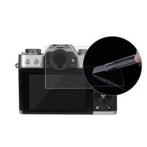 Image 1 - Gehärtetem Glas Screen Protector Film Für fujifilm X T10 X T20 X T30 X T100 X A2/A1/M1/E3 X30 XT10 xt20 xt30 xt100 XA2 XE3 Kamera