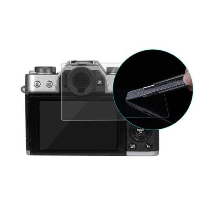 Tempered Glass Bảo Vệ Màn Hình Phim Cho fujifilm X-T10 X-T20 X-T30 X-T100 X-A2/A1/M1/E3 X30 XT10 xt20 xt30 xt100 XA2 XE3 Máy Ảnh
