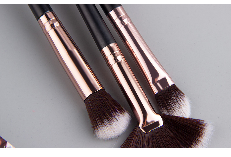 makeup brushes (5)