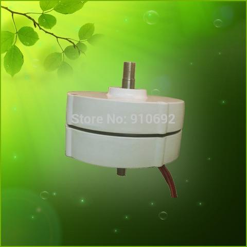 venda quente 100 w ac brushless alternador ima permanente de energia nova para turbina eolica