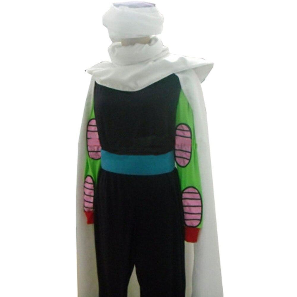 2018 Dragon Ball fils Gohan Piccolo seigneur Halloween Cosplay Costume
