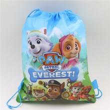 Lovely Dog Theme Cartoon Non-woven Fabrics Bag