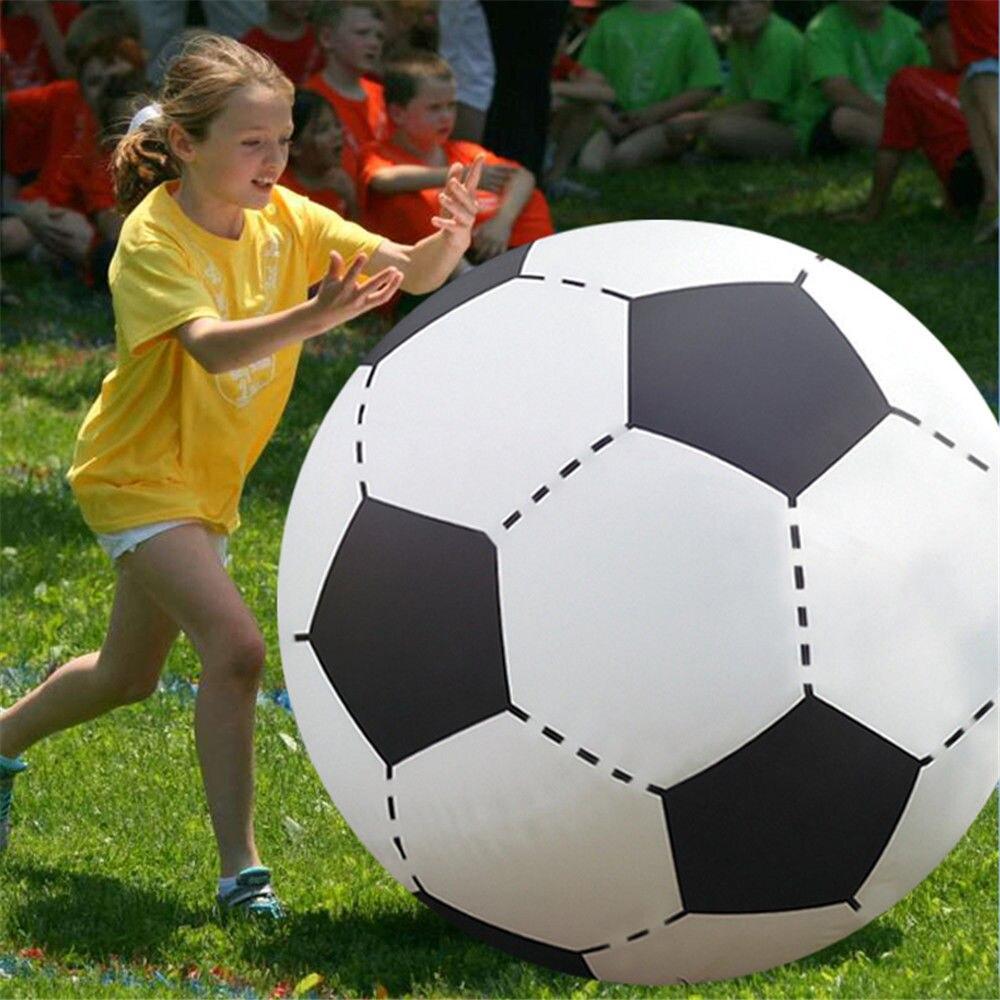 150 CM géant gonflable rebondissant plage Football Football volley Ball partie jouer jeu jouet 60 pouces été Sports de plein air jouet