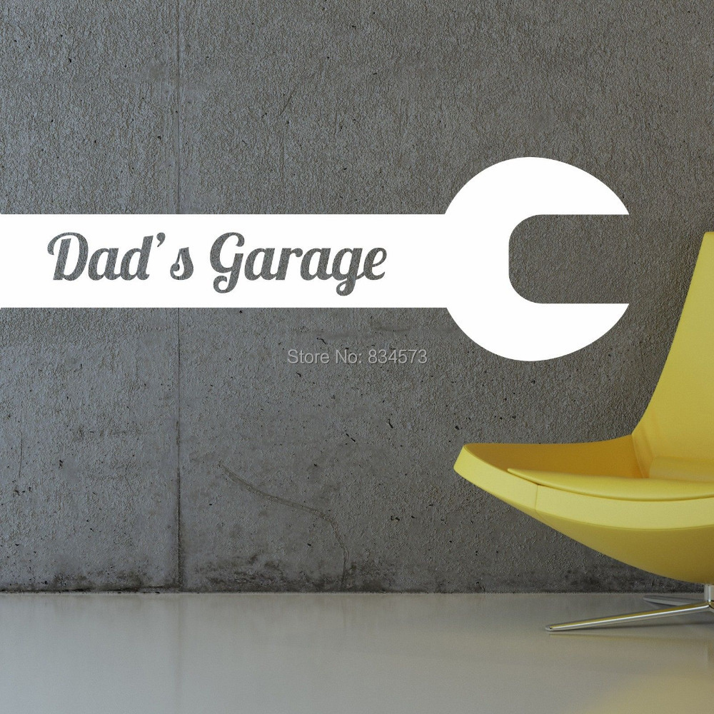 Garage Wall Art online buy wholesale wall decals garage from china wall decals