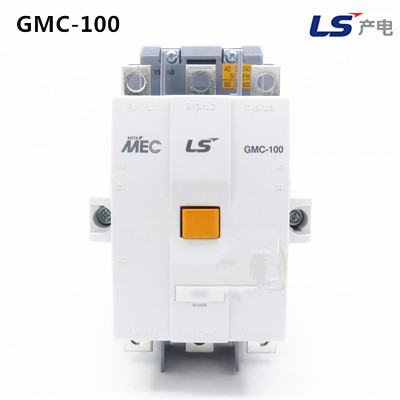 купить [Free shipping] new original genuine LS production AC contactor GMC-100 дешево