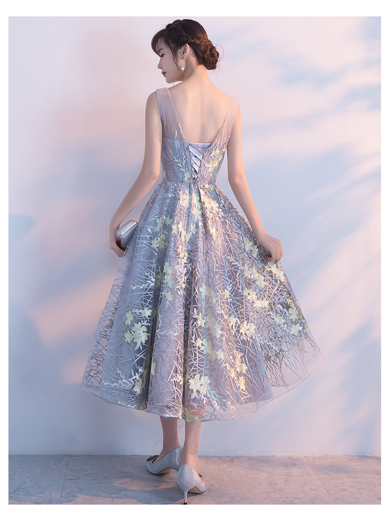 New Lace Prom Dresses 2019 Sexy Backless Lace Up Prom Gown Formal Dress Women Occasion Party Dresses Robe De Soiree