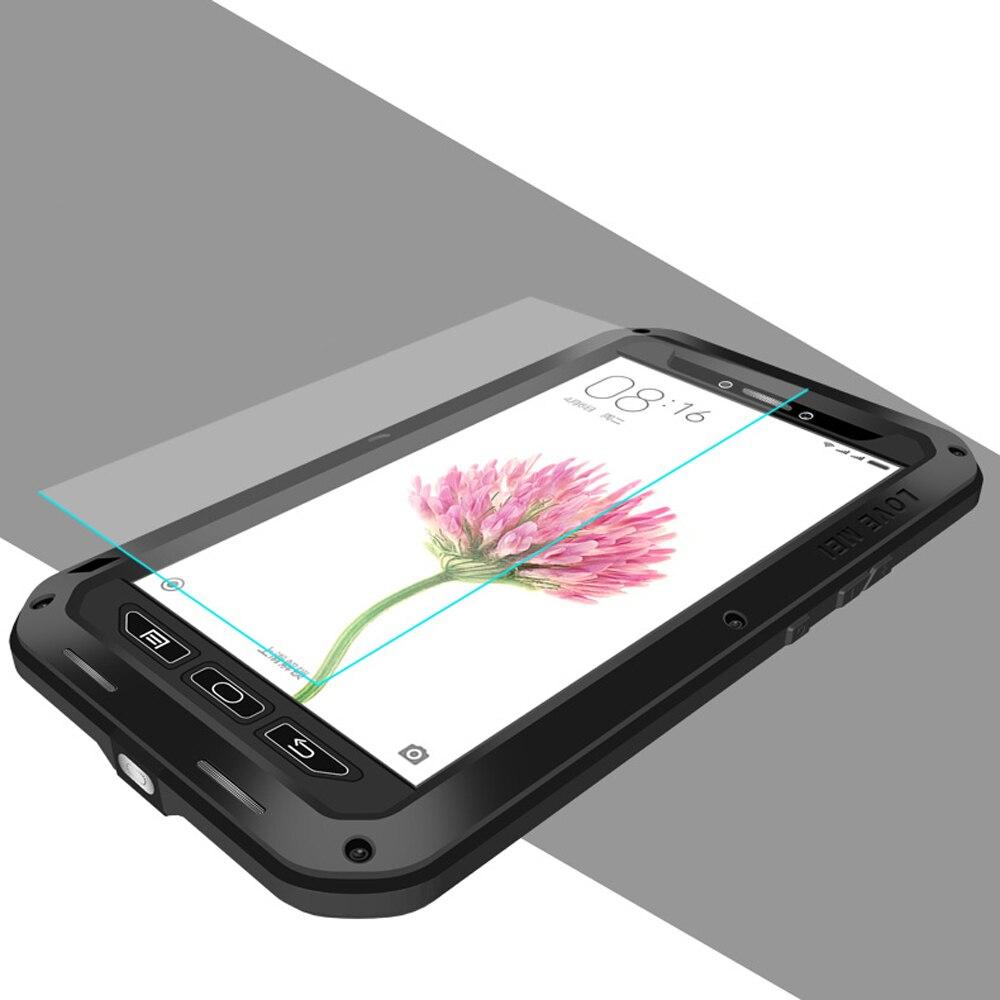 bilder für Xiaomi Mi Max Fall Aluminum Wasserdichter Shockproof + Gorilla-glas Luxury Extreme Rahmen Abdeckung Für Xiaomi Max Telefon Fall