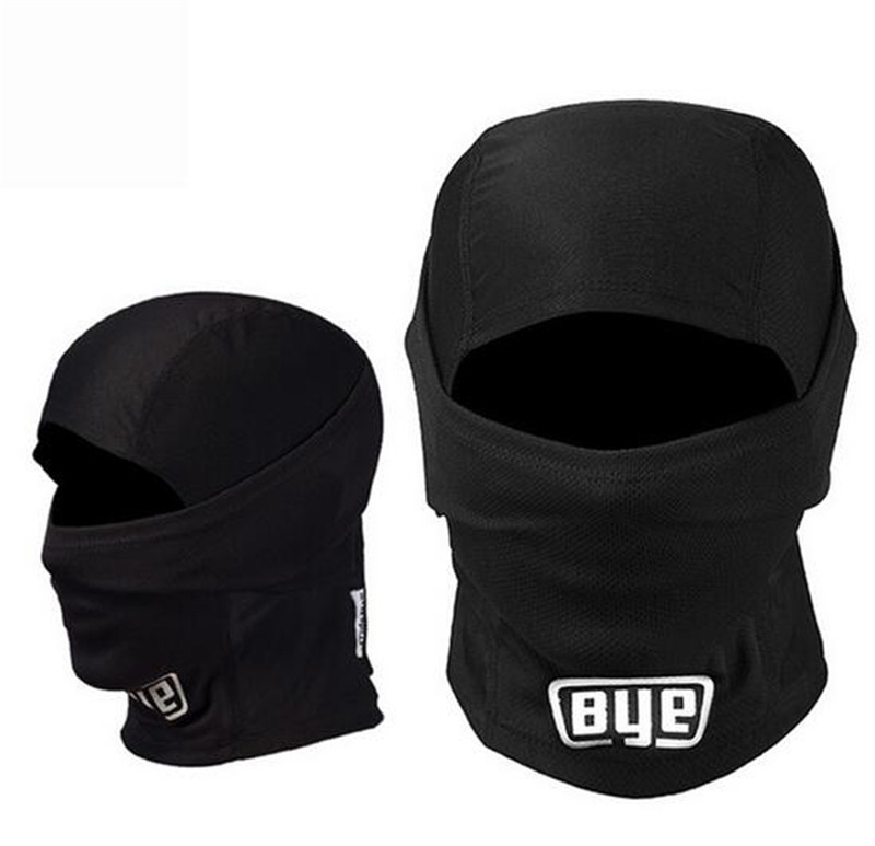 Motorcycle Face Mask Moto Windproof Cycling Skiing  Autumn Winter Thermal Fleece Balaclava Shield