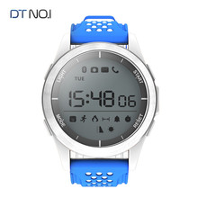 NO.1 F3 Fashion Sport Smart Watch IP68 Waterproof Hiking Fitness Tracker Bluetooth 4.0 Wearable Devices For Android iOS
