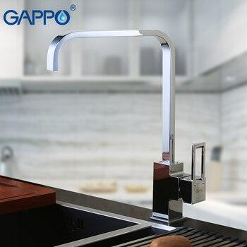 GAPPO Küche Wasserhahn Messing Wasserhahn Pull Unten Waschbecken Mixer Torneira Deck Montiert Tap küche Zeitgenössische Küche Wasserhähne Cozinha