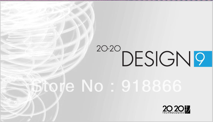 2020 cabinet design 20 20 Design 9.1 English full featured support ...