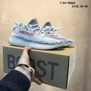 c7522827d4504 Original mens running shoes yeezys air 350 lovers outdoor hot sale yeezys  air 350 boost shoes sneakers women walking shoes
