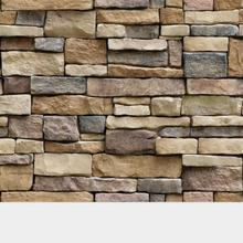 Self Adhesive 3d Brick Wallpaper Waterproof PVC Living Room Decor Wallpapers TV Background Wall Papers Home Decor Tapety ZE087