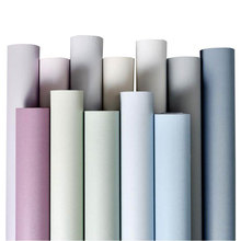 rollo vinilo adhesivo Wall Papers Self-adhesive Pink Green Beige Wallpaper Roll for Living Room Bedroom Walls Home Decoration