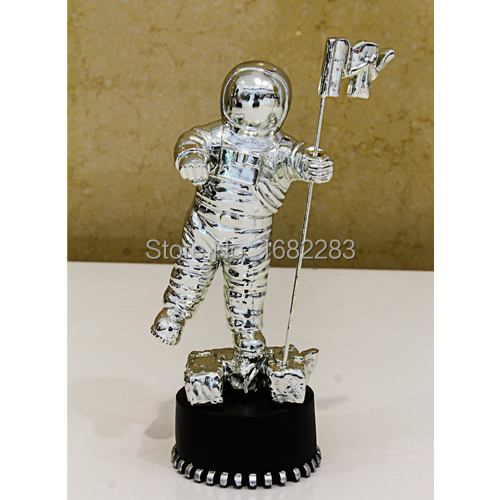MTV Awards Polyresin MTV трофей сыйлығының лауреаты Moonman Trophy Spaceman Trophy