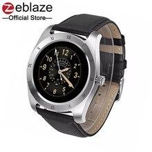[Best продавец] zeblaze классический Смарт часы IPS Экран Поддержка сердечного ритма Мониторы Bluetooth SmartWatch для IOS Android Новый Версия